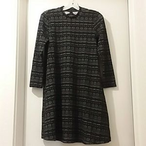 AMERICAN EAGLE OUTFITTERS  dress black/gray